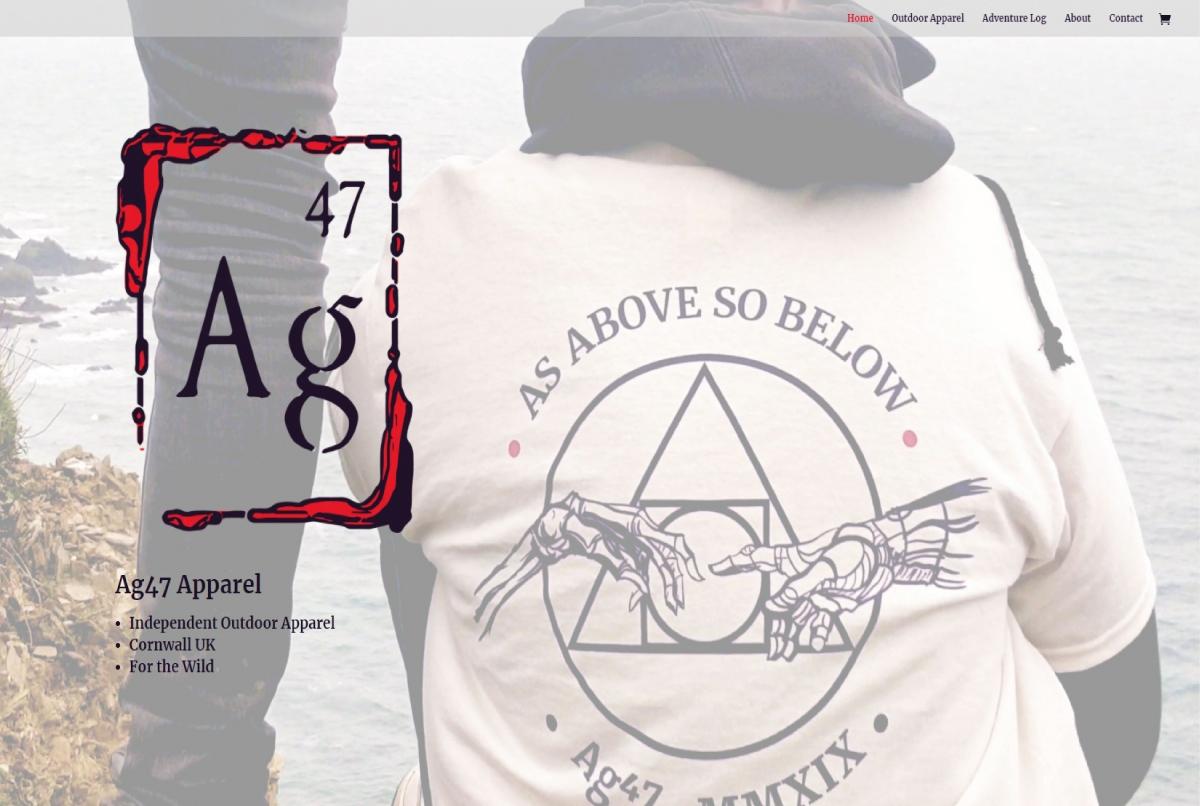 Action Designs Designed AG47 Apparel