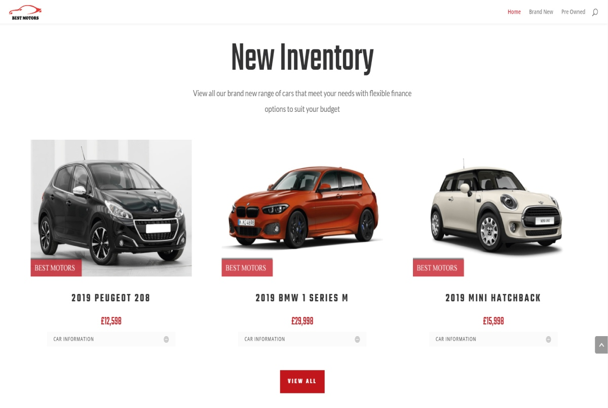 Action Designs Designed Best Motors